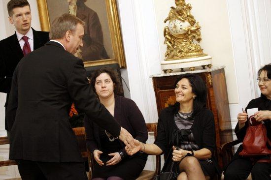 Świąteczne spotkanie Ministra Zdrojewskiego z dziennikarzami