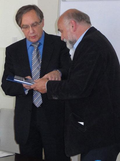 Spotkanie ministra Wekslera z Radą Organizacji Pozarządowych
