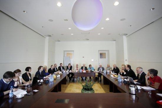 Posiedzenie Rady Programowej Narodowego Instytutu Fryderyka Chopina. Fot. Danuta Matloch