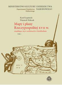 Mapy i plany Rzeczypospolitej