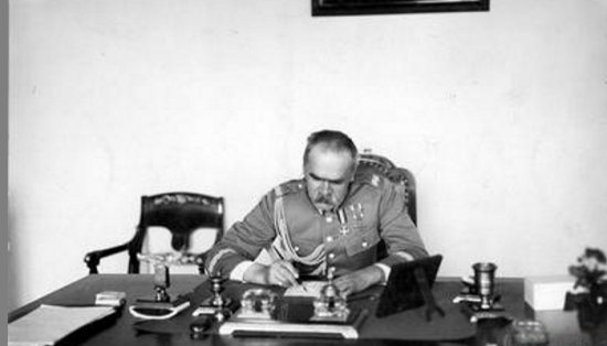Uchwała w sprawie budowy Muzeum Piłsudskiego