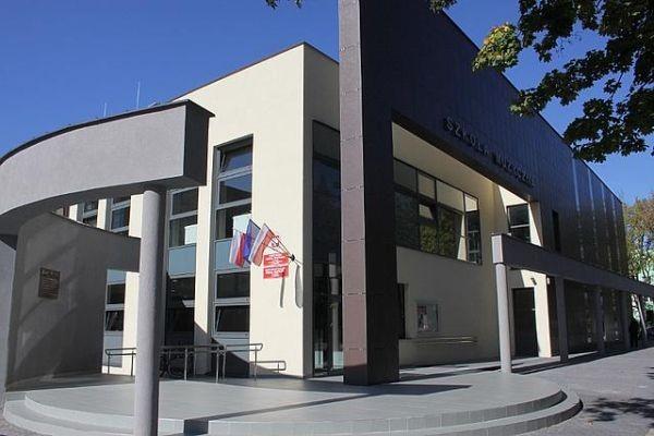 Kielecka PSM w nowym budynku (fot. UM Kielce)
