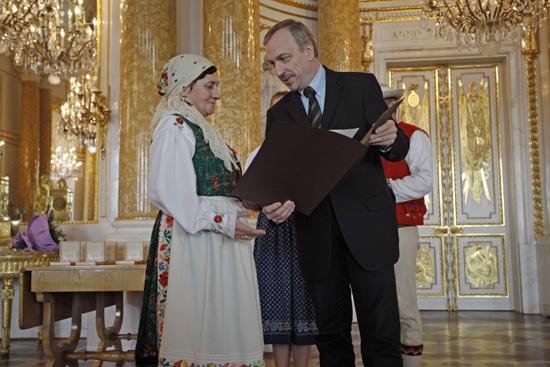 Wręczenie Nagród im. Oskara Kolberga 2011