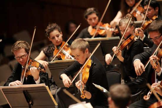 Koncert I, CULTURE Orchestra w Royal Festival Hall, Londyn, 6 listopada 2011  Fot. Studio PANATO