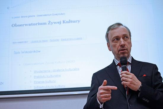 "VI seminarium ""Kultura i Rozwój"""
