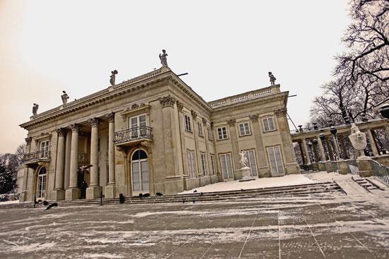 Pałac na Wyspie Fot. Danuta Matloch