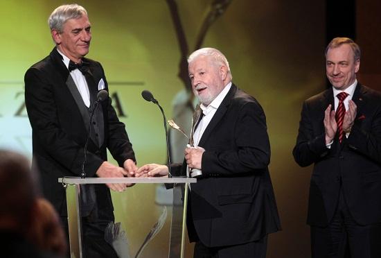 Ceremonia wręczenia Nagród Polskiej Akademii Filmowej Orły 2012
