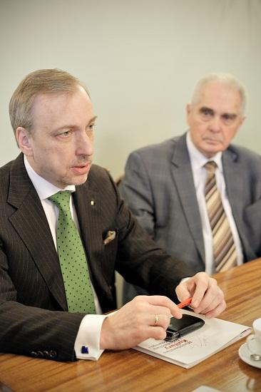 Spotkanie Ministra Kultury i Dziedzictwa Narodowego z przedstawicielami Federacji Związków Zawodowych Pracowników Kultury i Sztuki