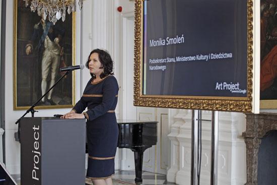 Dwa polskie muzea w globalnym projekcie Google Art Project