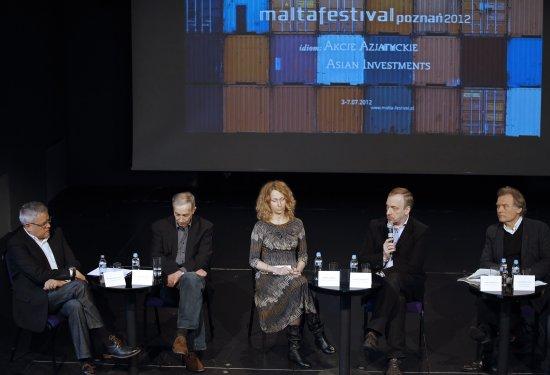 Festiwal MALTA 2012- konferencja prasowa