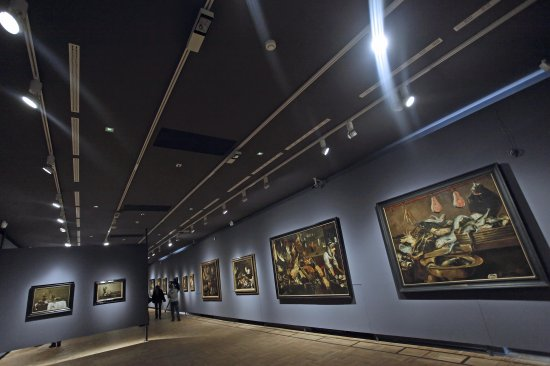 Galeria Dawnego Malarstwa Europejskiego.