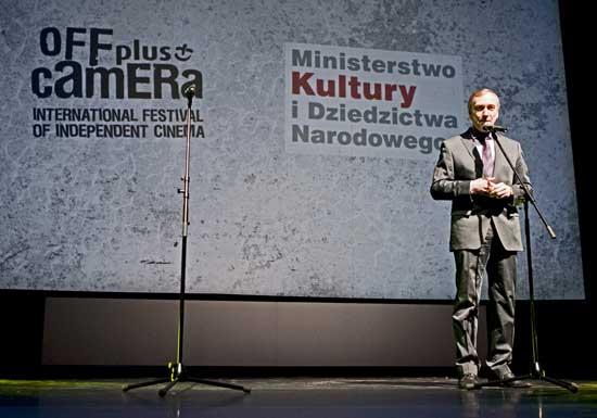 Zakończenie Off Plus Camera w Krakowie