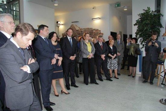 Otwarcie Ośrodka Kultury Morskiej w Gdańsku