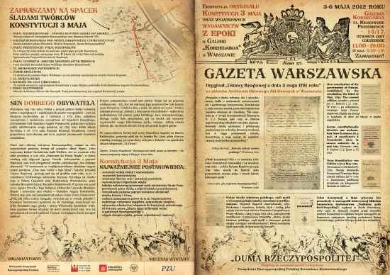 """""""Duma Rzeczypospolitej"""" w Galerii Kordegarda"""