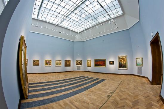 Nowe wnętrza Muzeum Narodowego