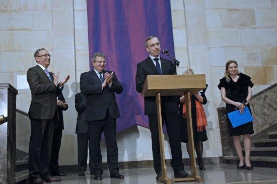 Ponowne otwarcie oraz inauguracja roku jubileuszowego Muzeum Narodowego w Warszawie