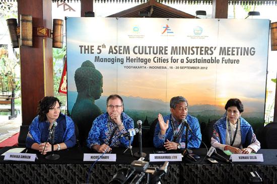 5. Spotkanie Ministrów Kultury Państw ASEM