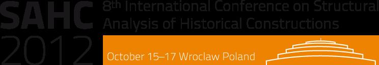 VIII Międzynarodowa Konferencja SAHC 2012
