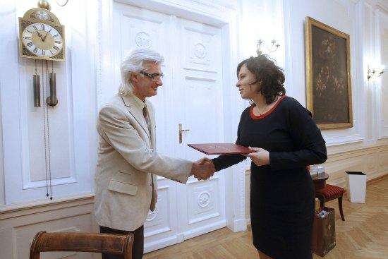 Tadeusz Wojciechowski Dyrektorem Sinfonii Iuventus