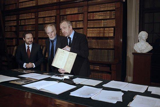 Rękopisy i biblioteka Czesława Miłosza trafią do Biblioteki Narodowej