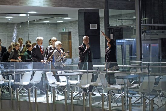 Inauguracja wyremontowanego kompleksu Sali Wielkiej Centrum Kultury Zamek