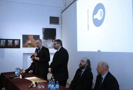 Podpisanie umowy na rozbudowę Uniwersytetu Artystycznego w Poznaniu