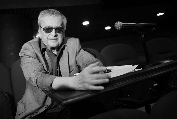 Jerzy Jarocki fot. PAP/ Jacek Turczyk
