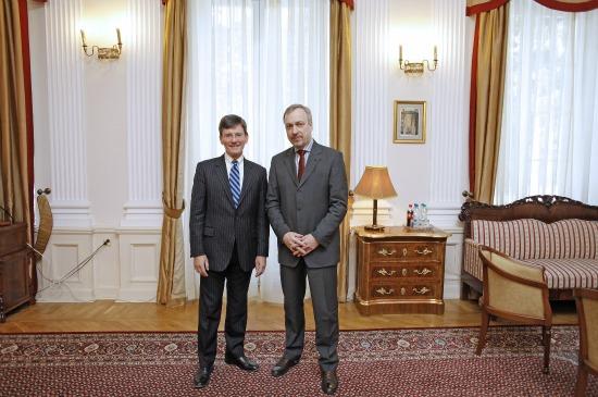 Spotkanie ministrów kultury Polski i Nowej Zelandii