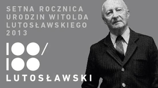 Inauguracja Roku Lutosławskiego