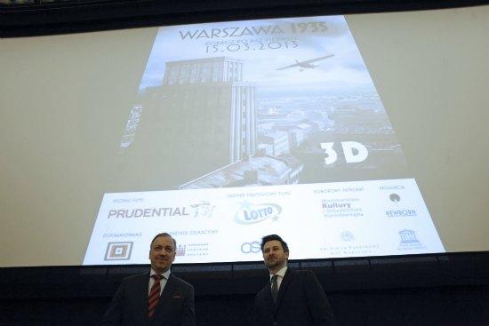 """""""Warszawa 1935"""" od 15 marca w kinach"""