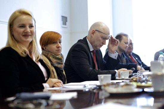 Posiedzenie Rady Organizacji Pozarządowych przy MKiDN