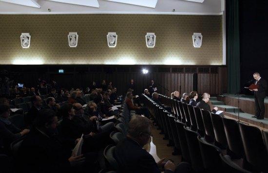 Pierwsze posiedzenie Forum Prawa Autorskiego