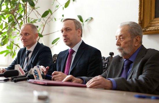 50 mln zł na przebudowę Pawilonu Czterech Kopuł