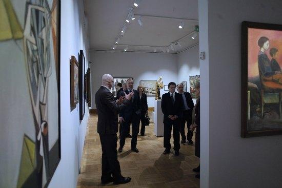 Posiedzenia Rady Powierniczej MNW i Rady przy Muzeum Łazienki Królewskie