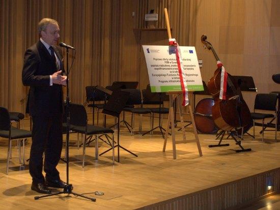 Państwowa Szkoła Muzyczna w Suwałkach po remoncie