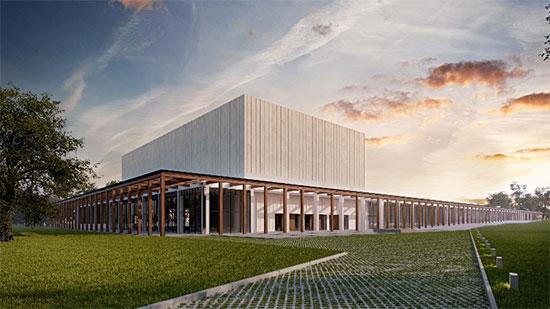 Otwarcie Europejskiego Centrum Muzyki im. K. Pendereckiego w Lusławicach