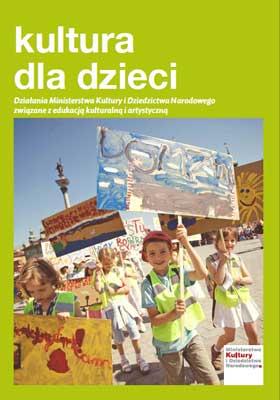 Kultura za złotówkę - broszura MKiDN