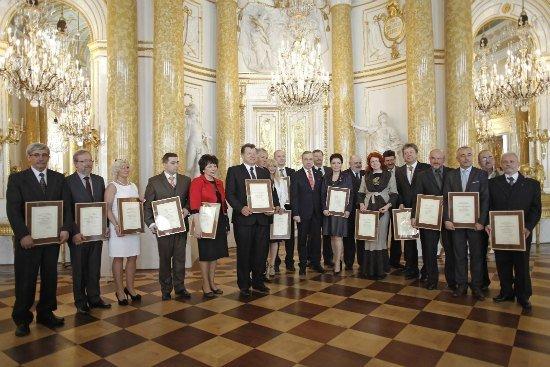 Wręczenie dyplomów Mistrz Rzemiosł Artystycznych