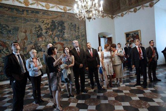 Spotkanie ministrów kultury państw grupy wyszehradzkiej