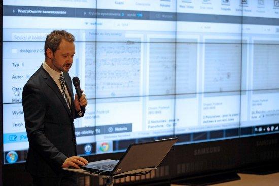 Premiera portalu Polona i otwarcie wyremontowanego gmachu głównego Biblioteki Narodowej