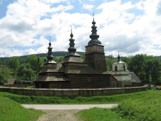 Cerkiew Opieki Bogurodzicy w Owczarach. Fot.: archiwum NID
