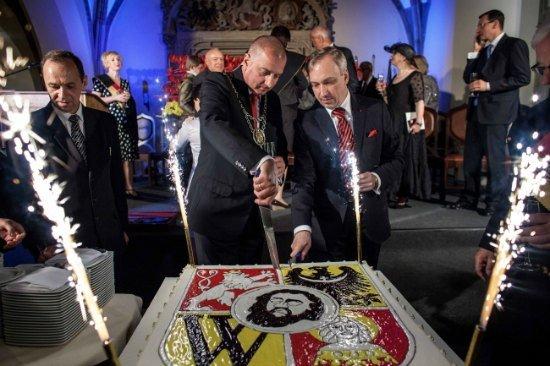 Bogdan Zdrojewski Honorowym Obywatelem Wrocławia