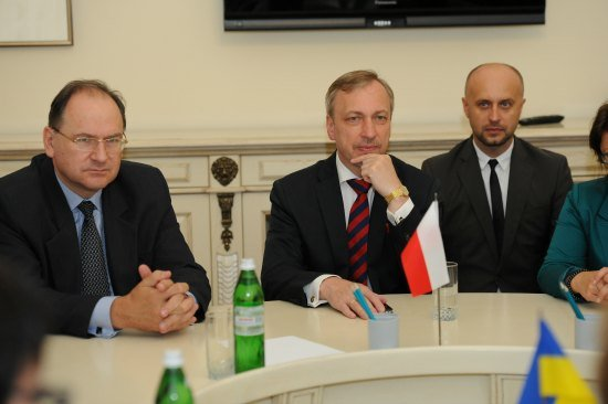 Minister Bogdan Zdrojewski gościem XX Forum Wydawców we Lwowie
