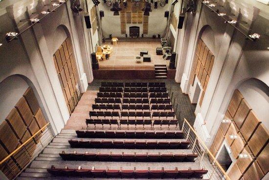 Centrum Kultury w Lublinie w odnowionej siedzibie