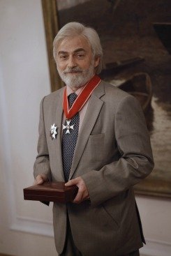 Krystian Zimerman odznaczony Krzyżem Komandorskim z Gwiazdą Orderu Odrodzenia Polski