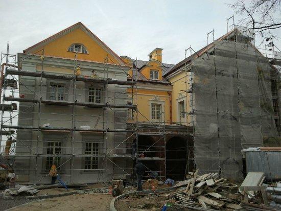 Przebudowa Europejskiego Ośrodka Praktyk Teatralnych Gardzienice