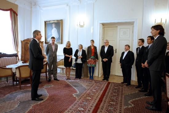 Powołanie Nowej Rady Narodowego Instytutu Audiowizualnego. Fot.: Danuta Matloch
