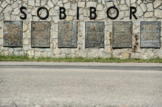 Projekt Muzeum w Sobiborze wybrany Fot.: PAP/Wojciech Pacewicz