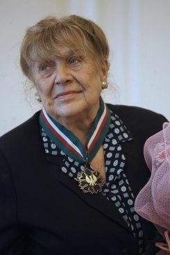 Irena Poniatowska. fot.: Danuta Matloch