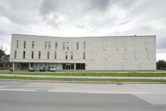 Nowy budynek Archiwum Państwowego w Radomiu
